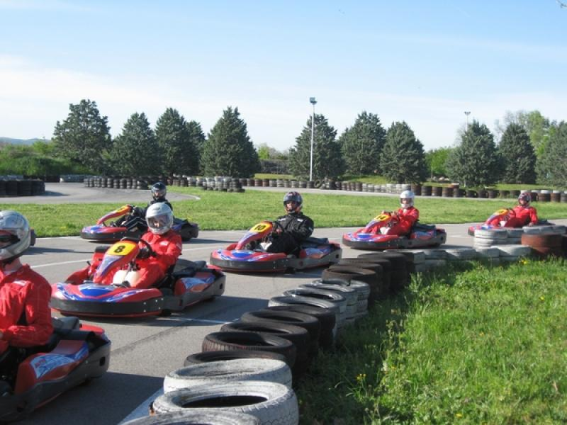chateau neuf kart Circuit Eurokart | Karting Chateauneuf sur isere chateau neuf kart