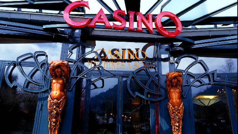 Spectacle casino du mont dore