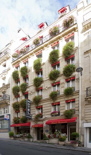 hotel-vendome-saint-germain paris-5eme