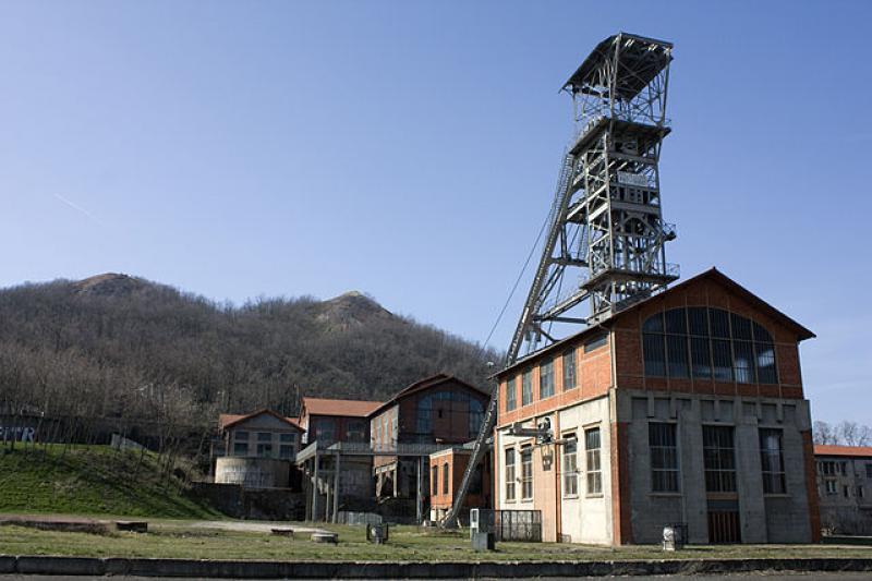 Mus e de la mine museum saint etienne - Musee design st etienne ...