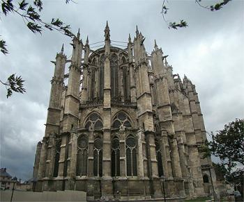 Sightseeing beauvais a historical town beauvais for Architecture gothique