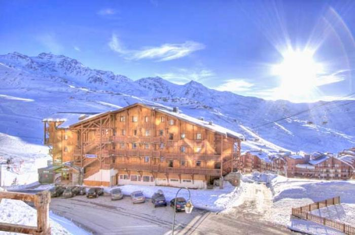 le-val-chaviere val-thorens